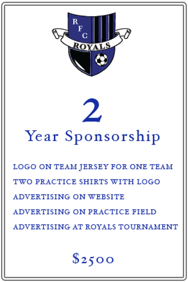 2 Year Sponsorship Information