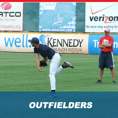 Outfielder Camps