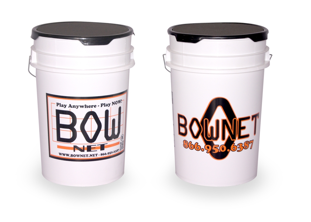 Bownet Ball Bucket