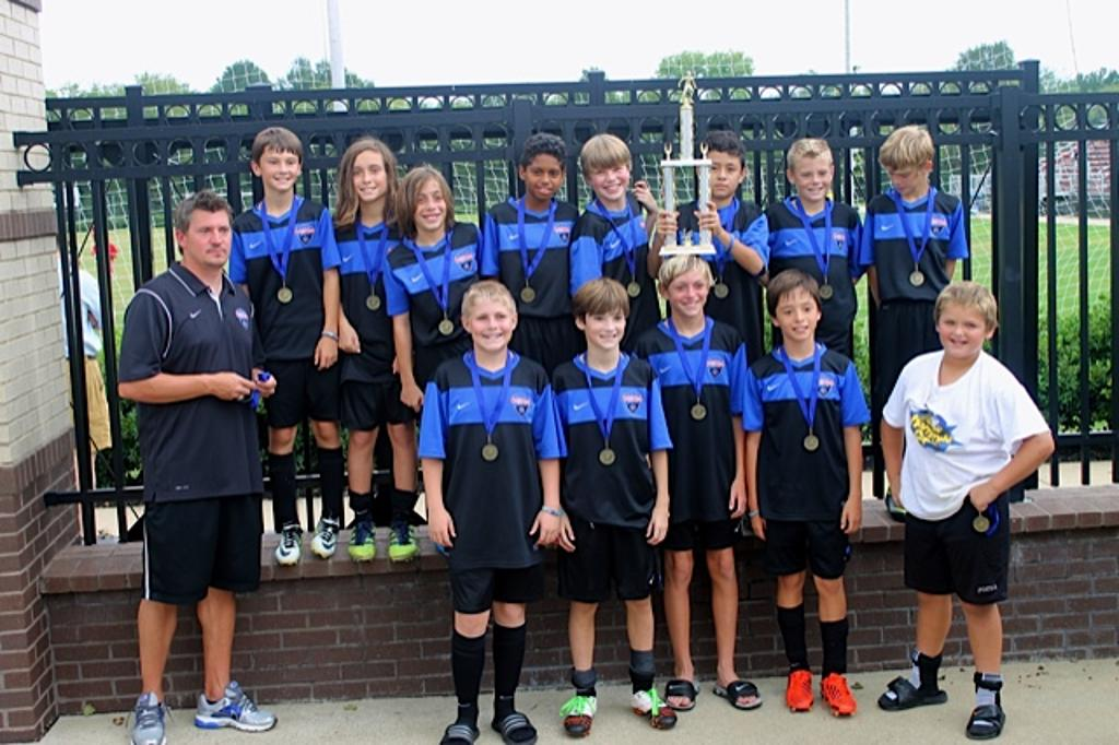 Premier South Champions Gold