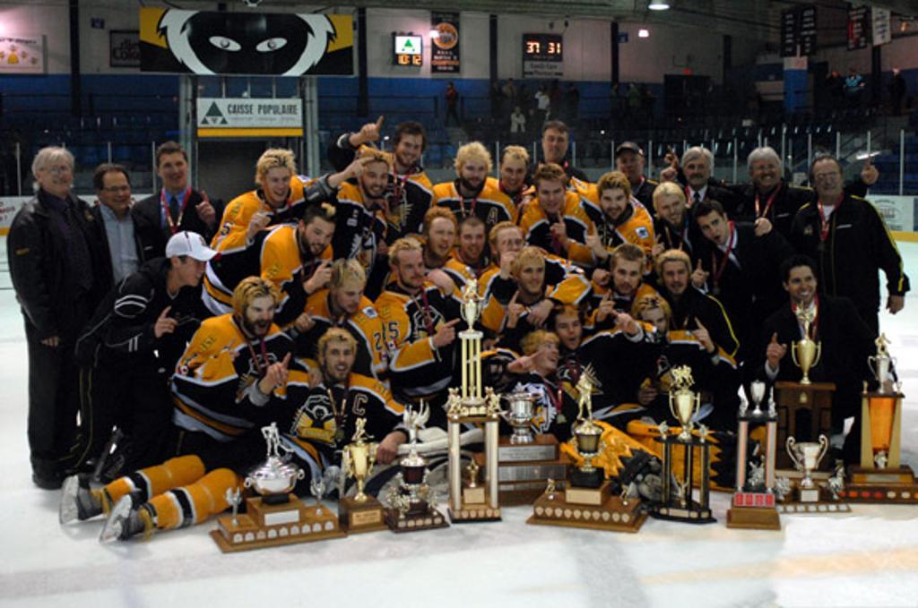 2010 Copeland Cup Champions