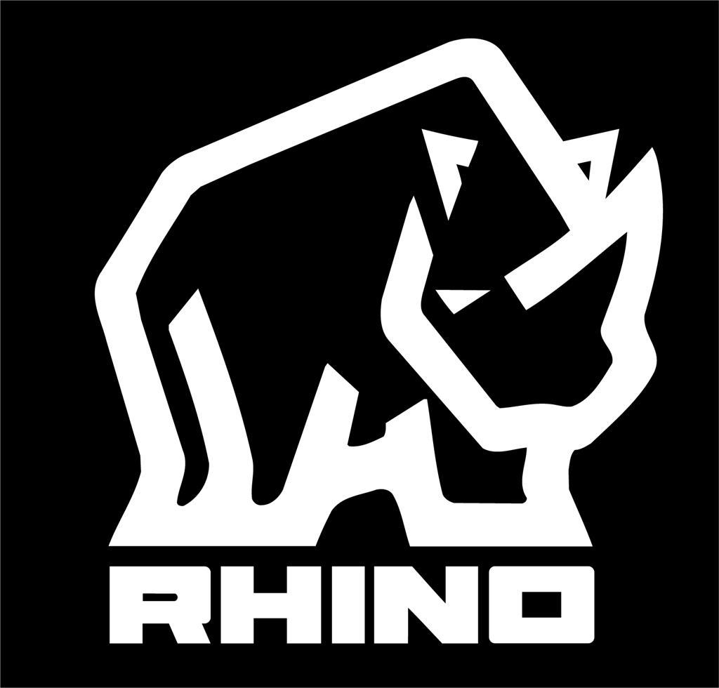 Rhino Rugby logo