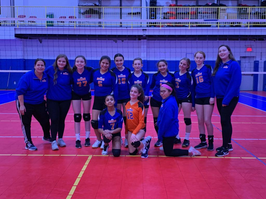 1st 14U Blue Tournament