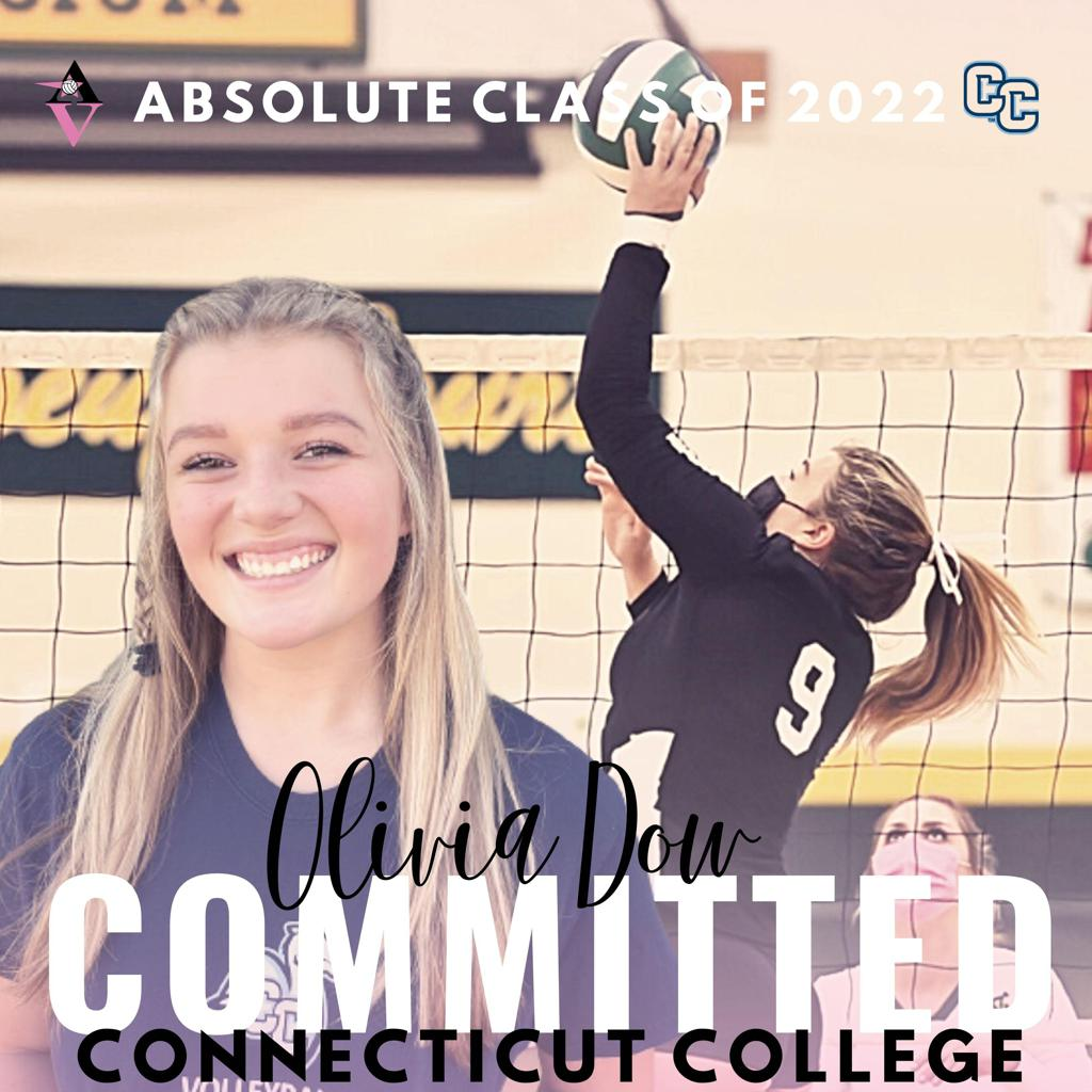 Olivia Dow - Conneticut College