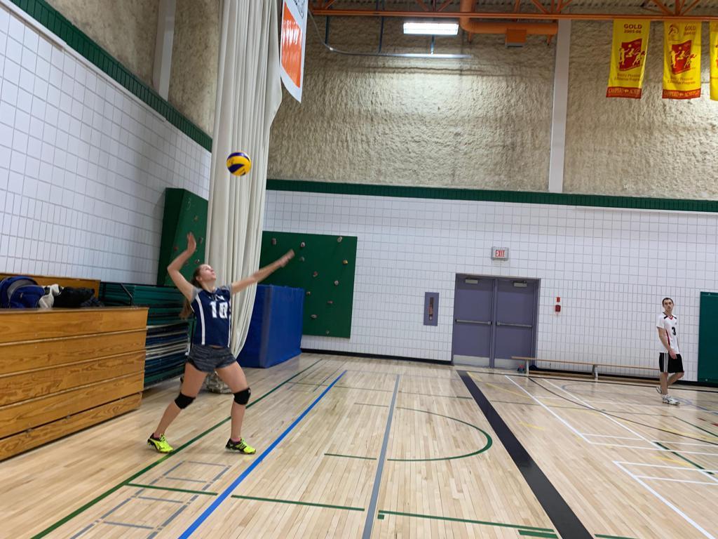 Volleyball Sub