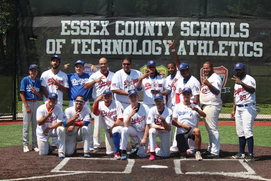 Jersey Dodgers, 2019 South Int AAA Champions