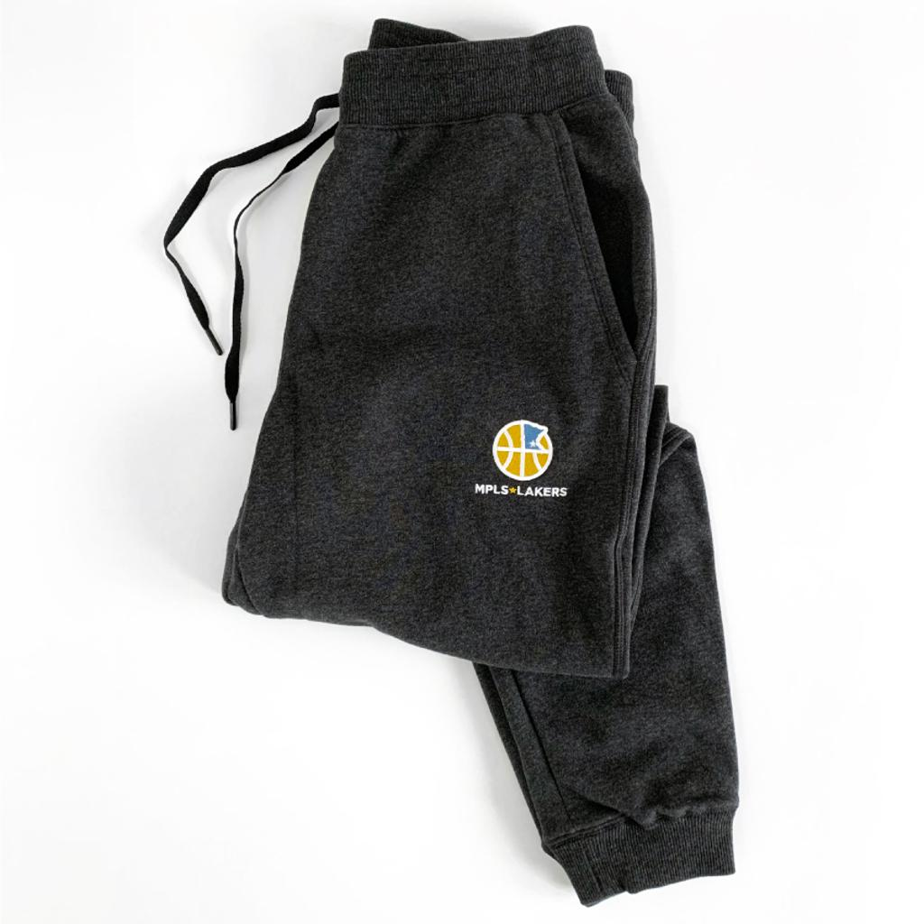 Under Armor Black sweatpants with embroidered logo, Hustle Fleece Jogger