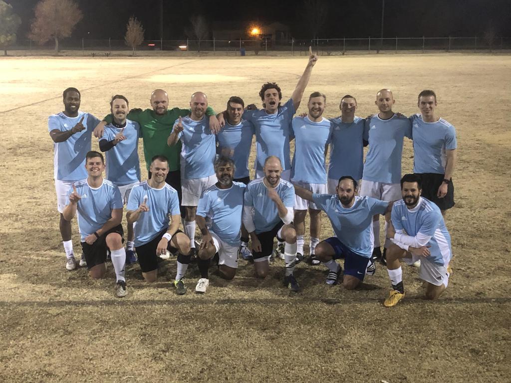2019 Fall Champions