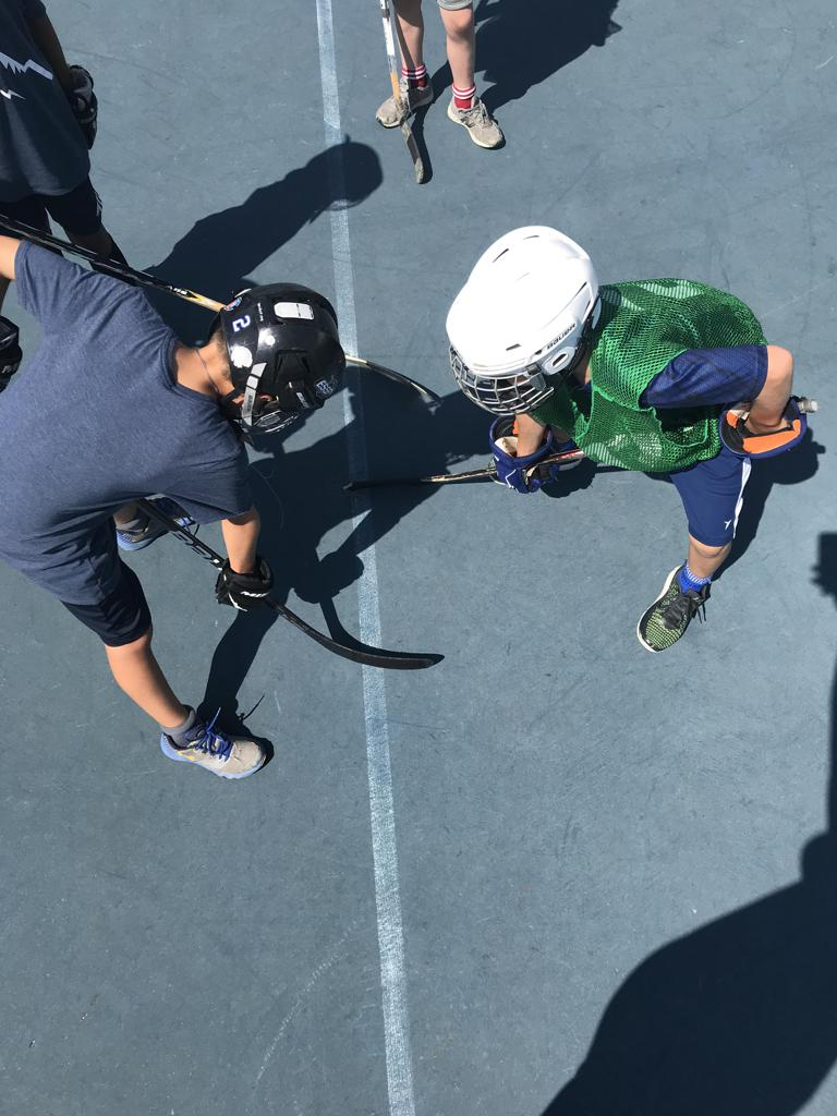 Epic Street Hockey Tournament All Week Long!