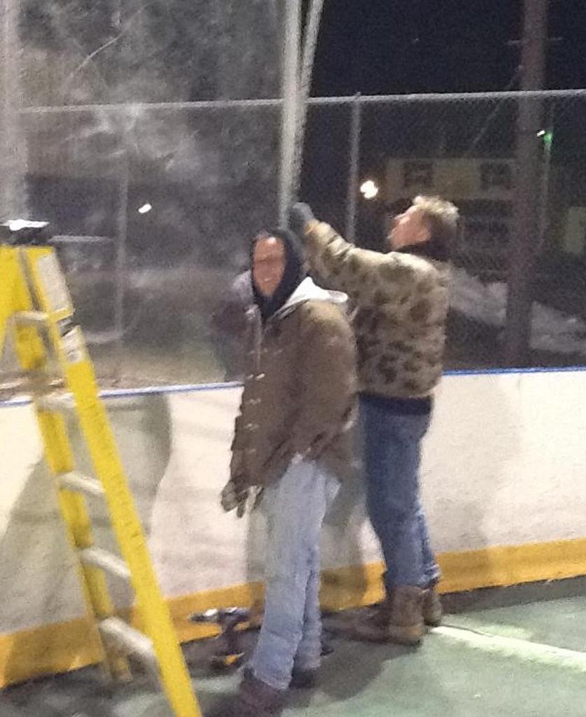 LF Schools & Youth Hockey Outdoor Ice Arena