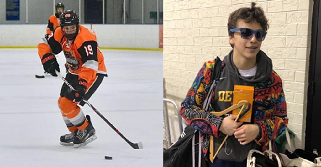 Justin Rhein and Aidan Mirra are named Team Philadelphia's players of the week for week ending February 3