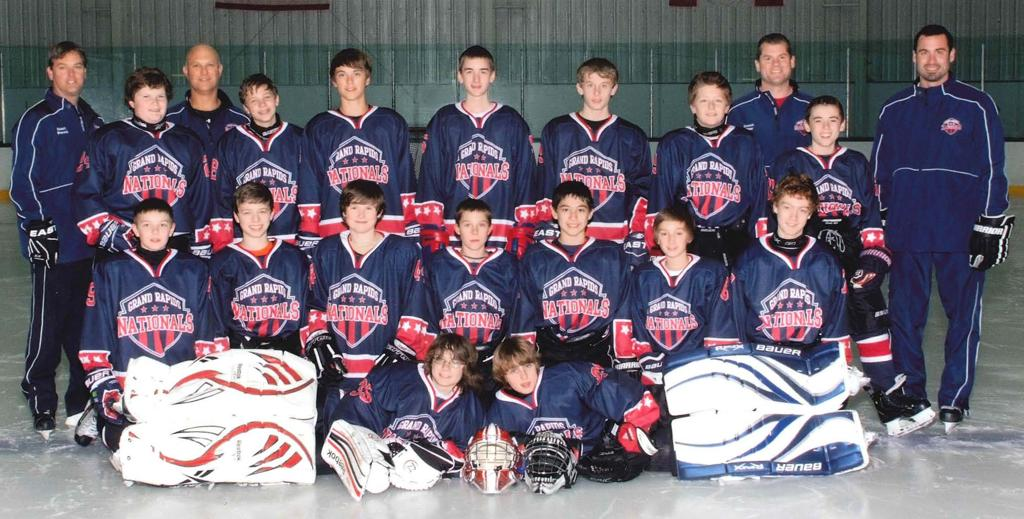 Fox motors hockey club bantam b for Fox motors grand rapids