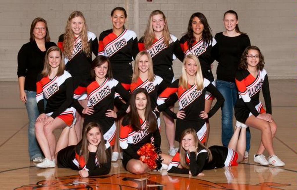 Cheerleading photos cedarburg high school athletics