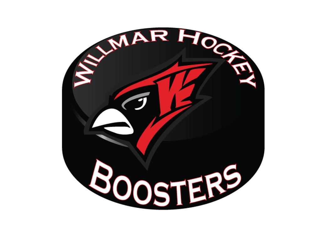 The New Willmar Hockey Boosters Logo ...