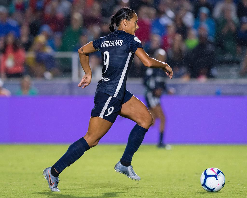 NC Courage Look for Three Points Against Sky Blue FC Behind