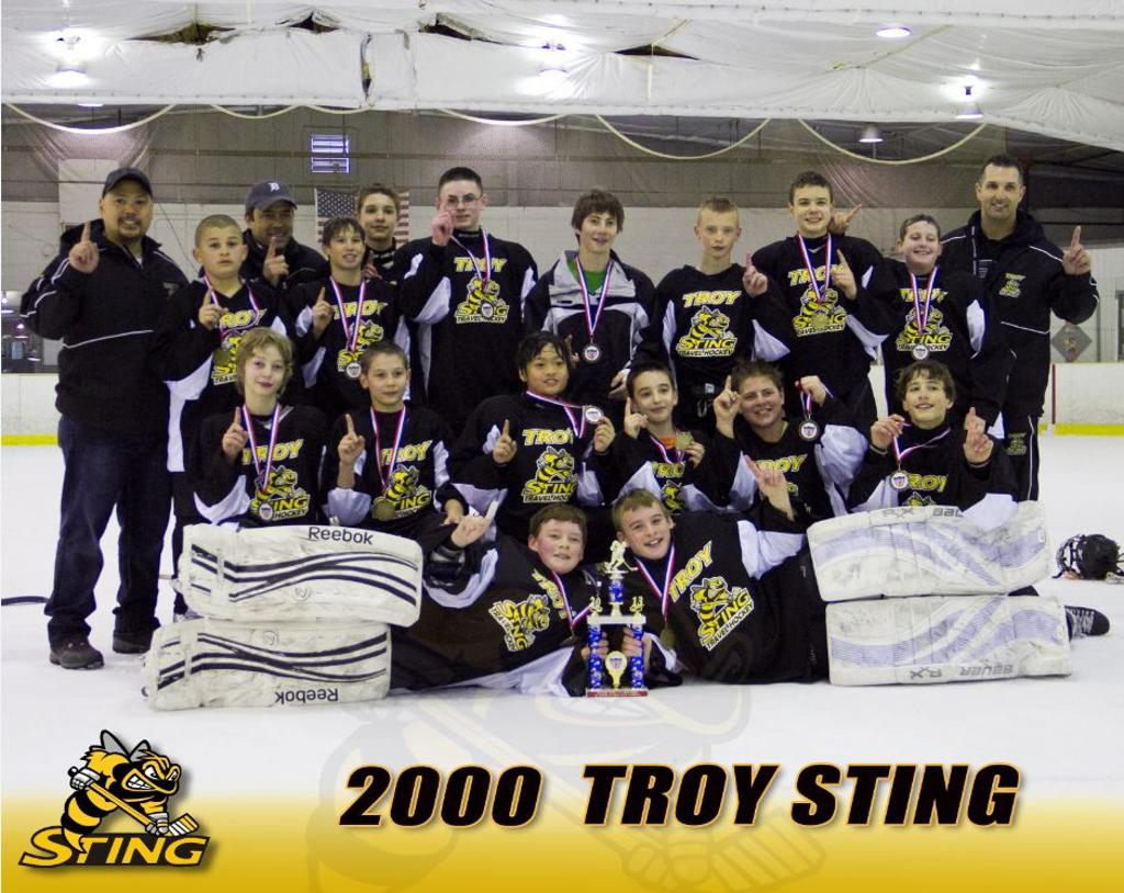2013 Spring Rumble in the Rink - Champions
