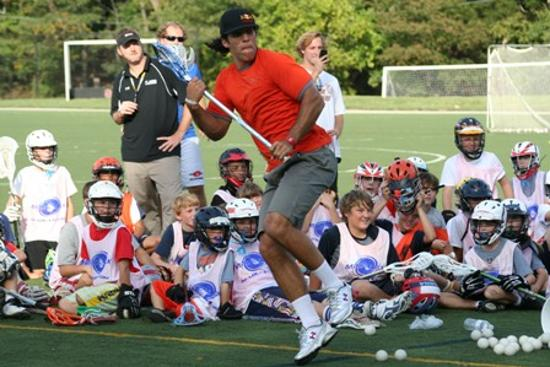 Paul Rabil Camp 2011