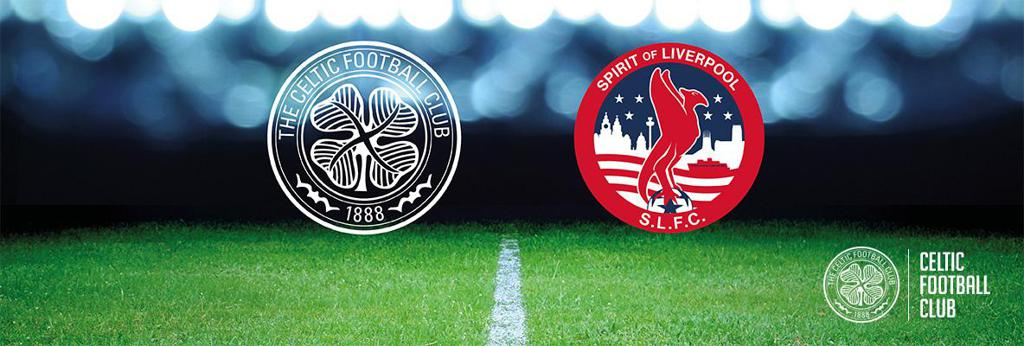 Celtic FC and Spirit of Liverpool USA join forces