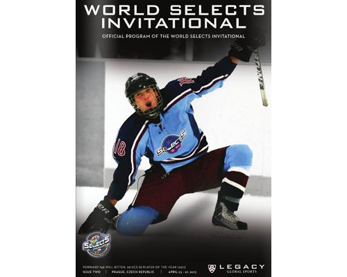 World Selects Invite 99 Program Book
