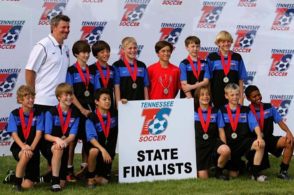 TSC 01 Boys D1 State Cup Finalists