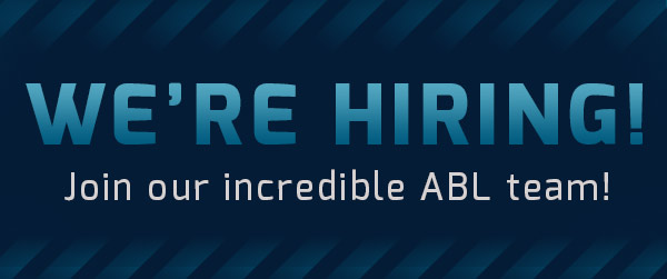 Join the ABL Staff