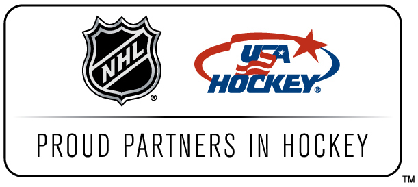 NHL & USA Hockey - Proud Partners in Hockey