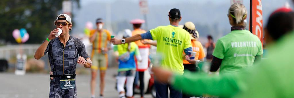 IRONMAN Volunteers