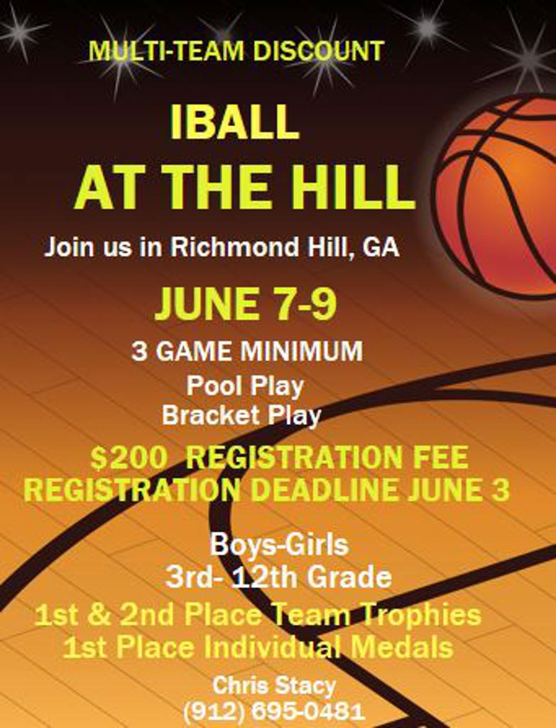 IBALL AT THE HILL