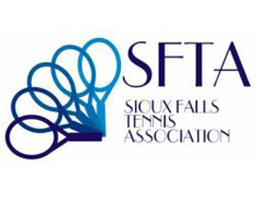 Sioux Falls Tennis Association logo