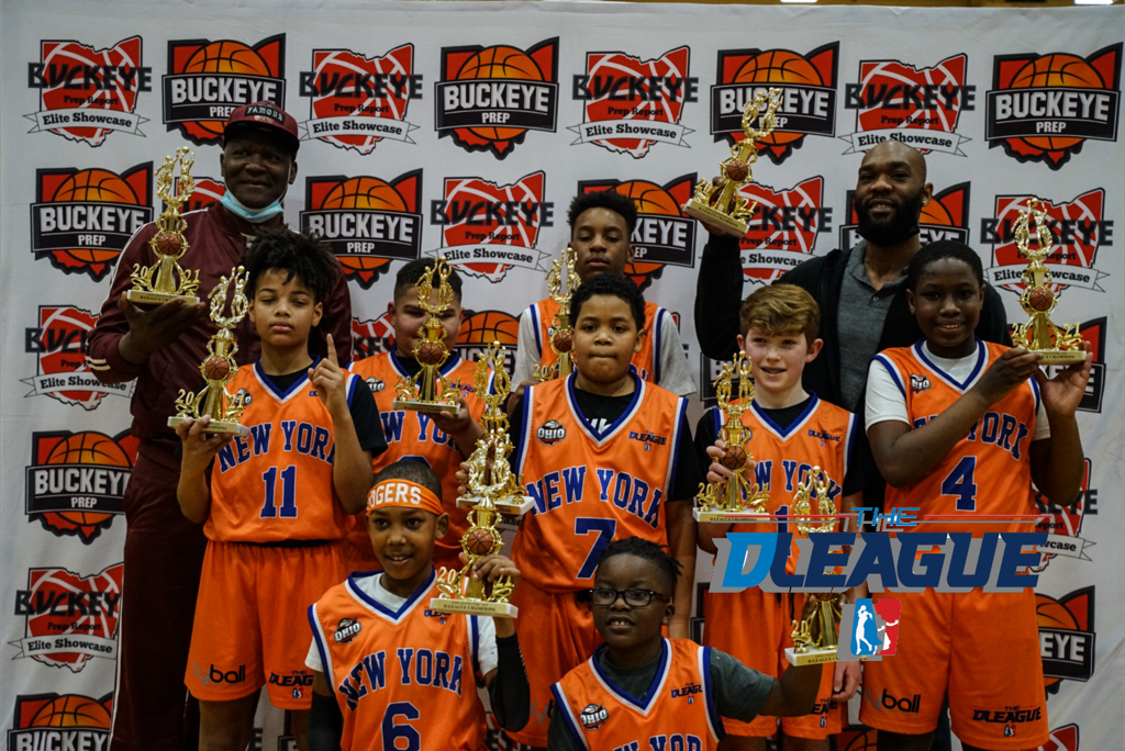 10-12 Year Old Champions