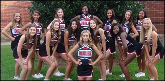 Butler Jv Cheerleading