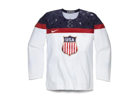 ec570128a25 Nike 2014 U.S. Olympic Jersey Unveiled