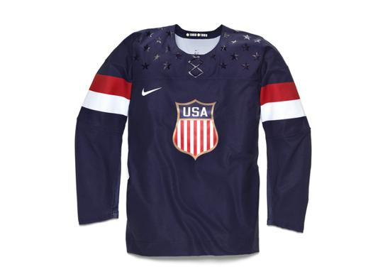 Nike 2014 U.S. Olympic Jersey Unveiled ff166e05fc5
