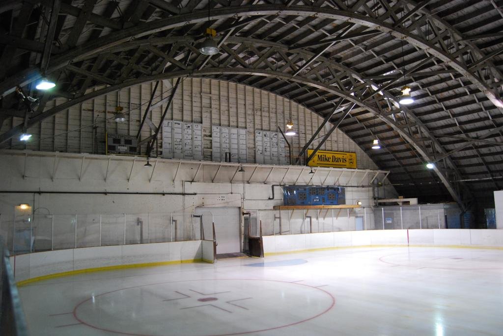 Crookston Winter Sports And Civic Arenas