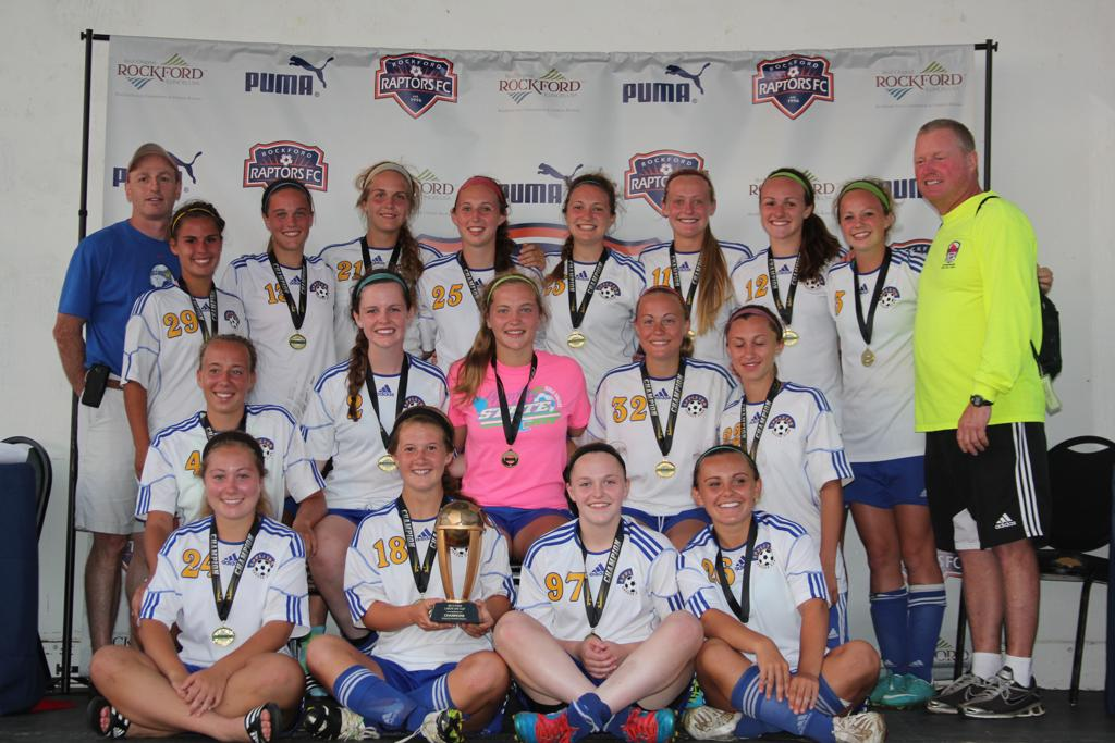 Appleton SC U18 Girls Goal Getters