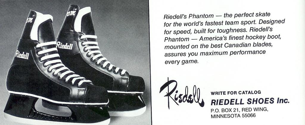 Riedell Hockey Skates