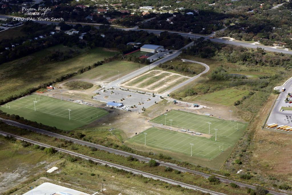 Peyton Fields - CFPO Football Complex