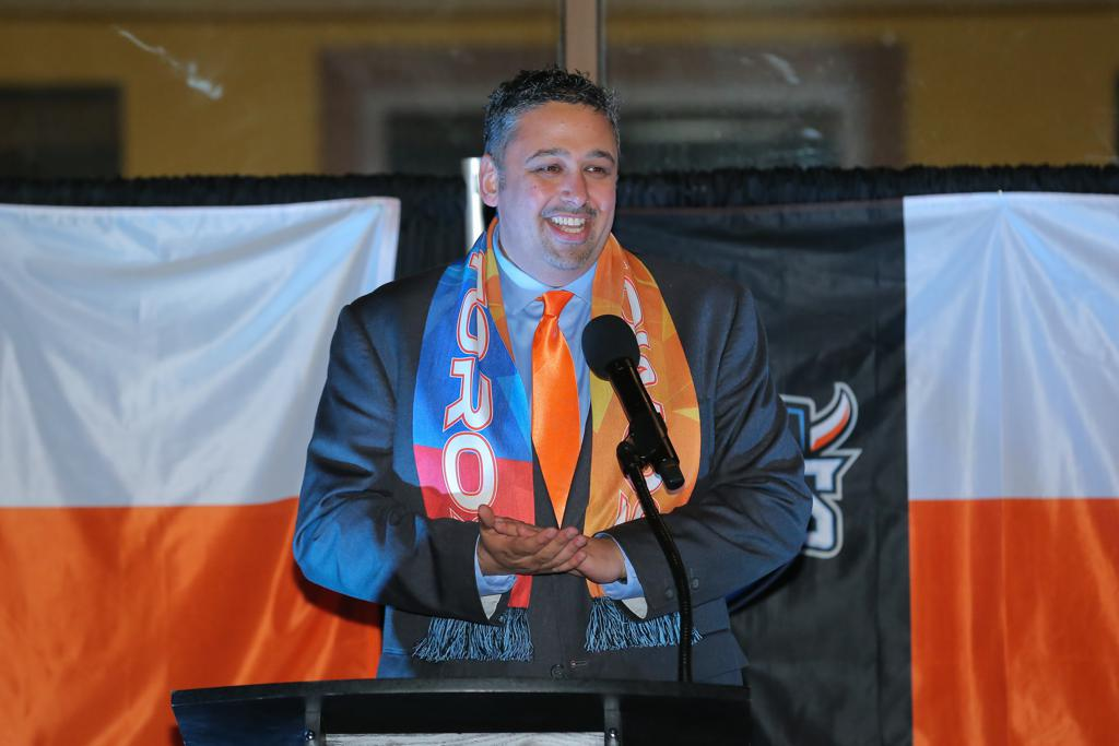 RGVFC PRESIDENT WORKING 'BETWEEN THE LINES' TO RESHAPE CLUB CULTURE, PERCEPTION