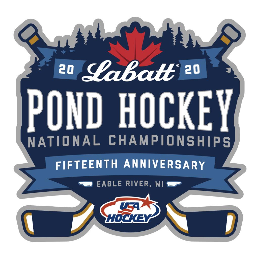 Labatt Blue Usa Hockey Pond Hockey National Championships