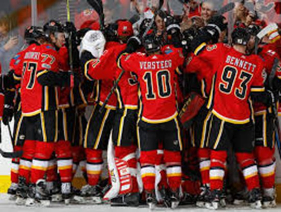 Calgary Flames is our team of the week!