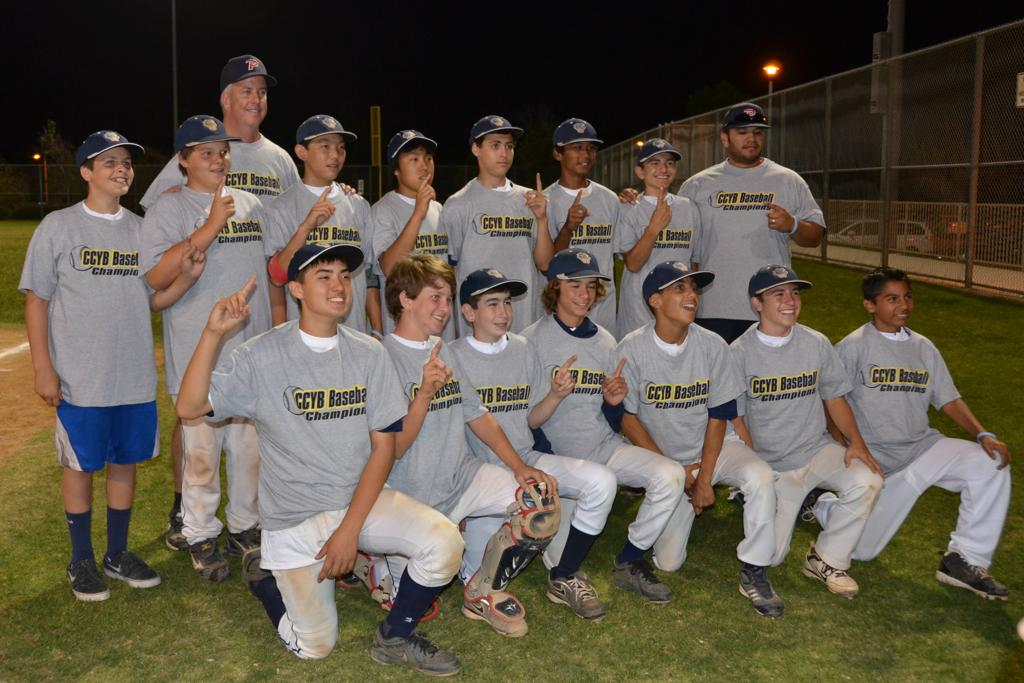 13U Pythons win Spring 2013 CCYB League Championship