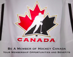 Hockey Canada Membership Brochure