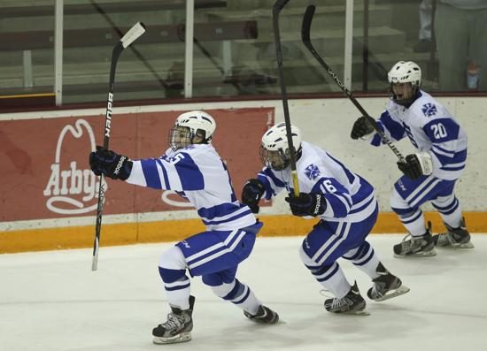 MN H.S.: St. Thomas Academy Pumped For New Hockey Class (Most Others Will Say 'Good Riddance')