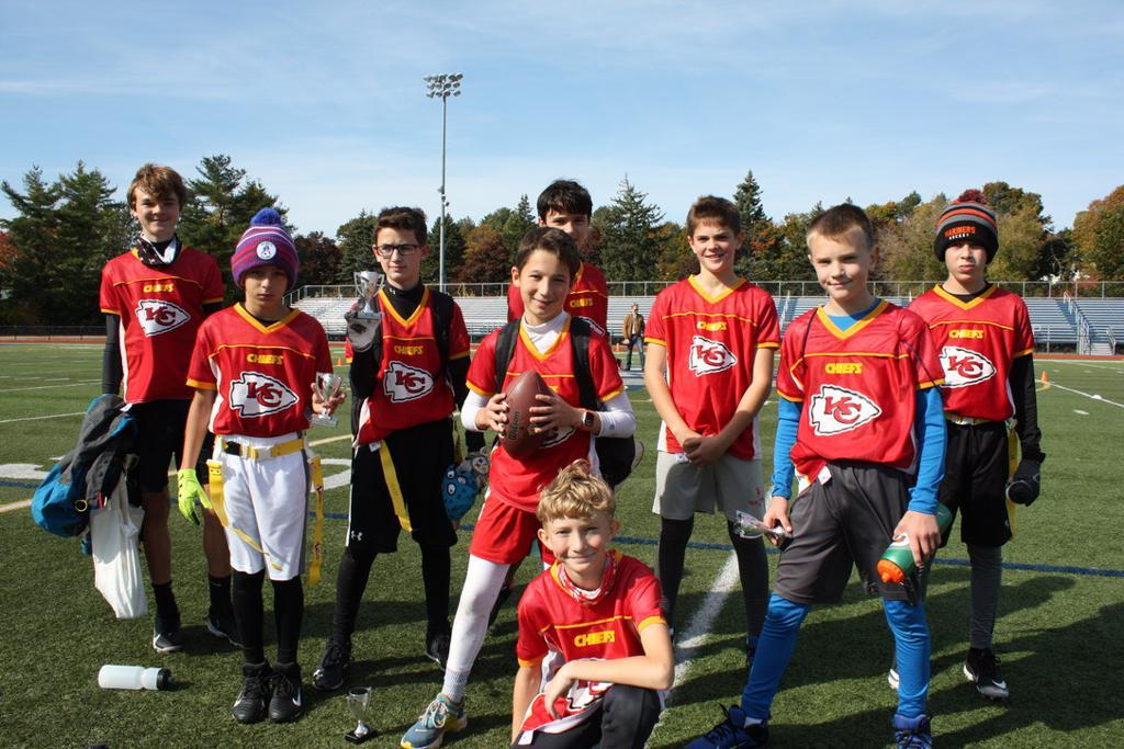 ME Chiefs —12U Silver Bracket Runners Up
