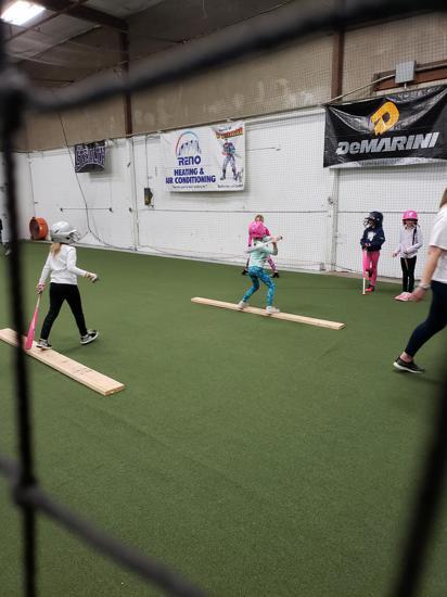 Sierra Girls Softball League