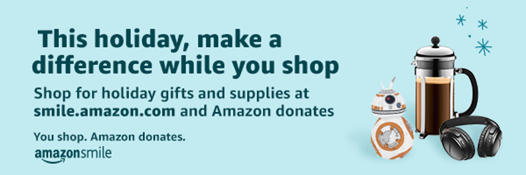 Click here to support WVC while you shop on Amazon.
