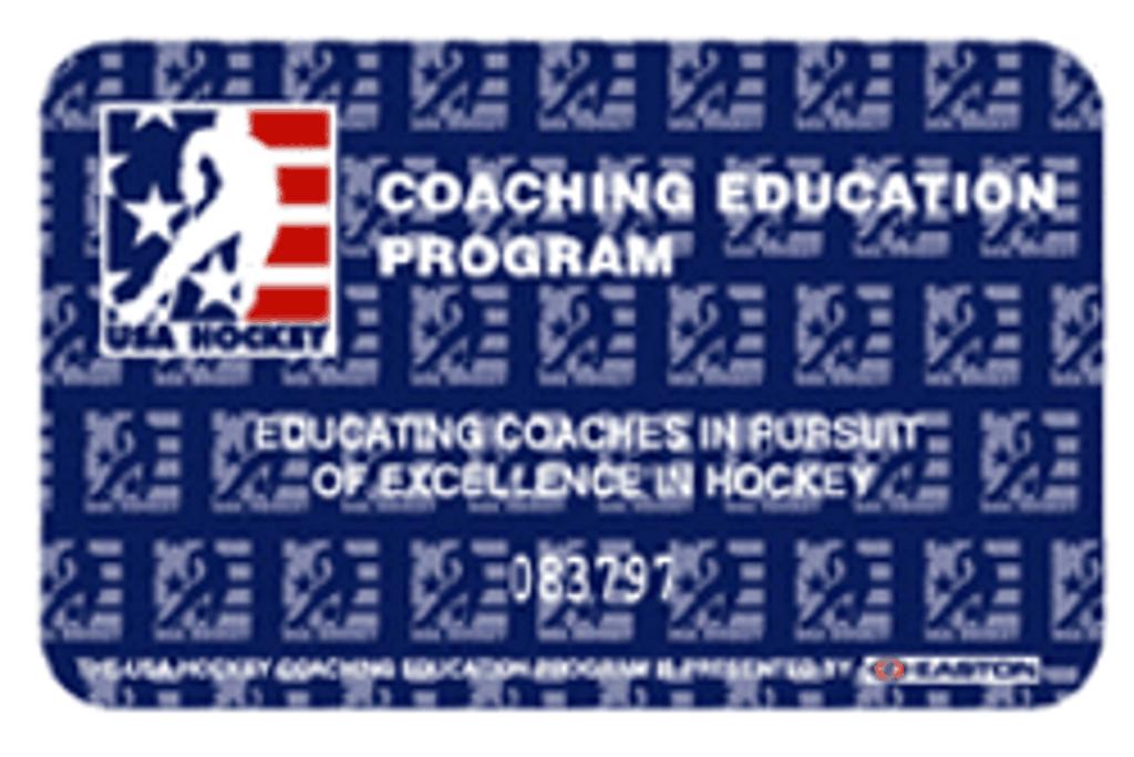 Usa Hockey Coaching Certification