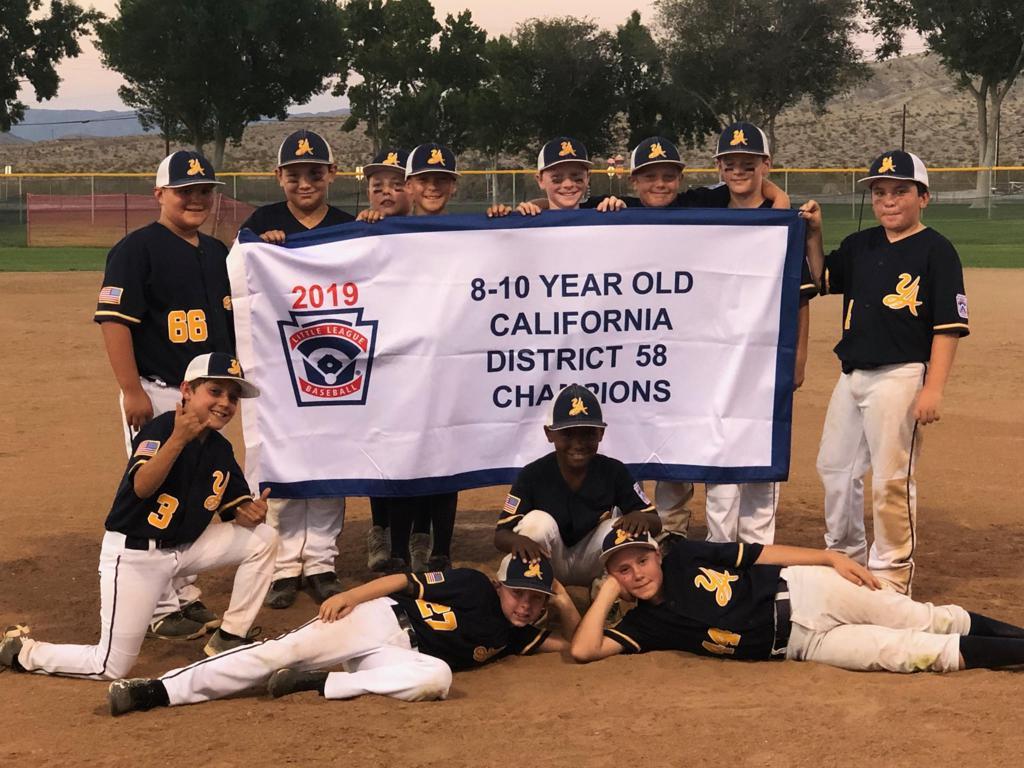 Yucaipa Valley American Little League