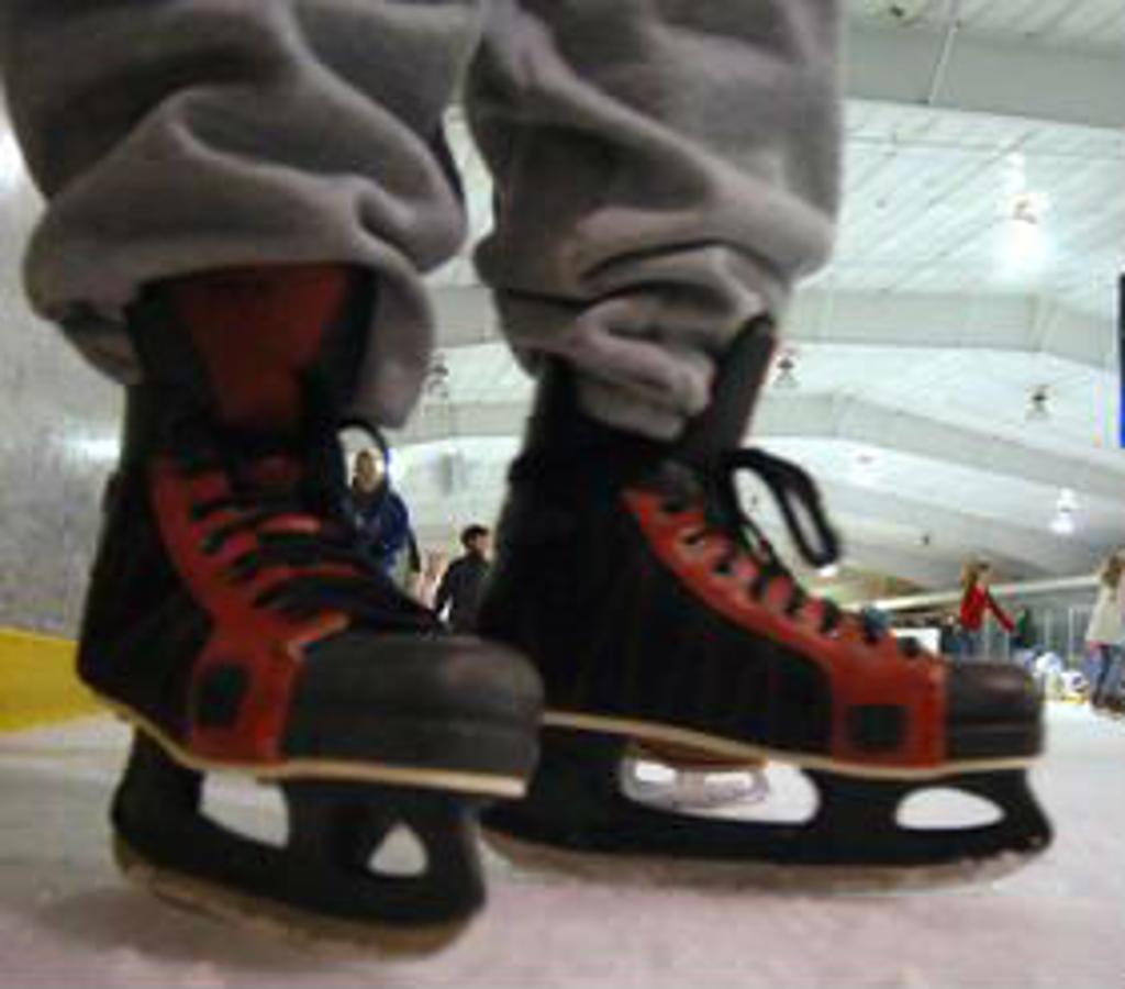 17c6e2cea83 Hockey skate rental available.