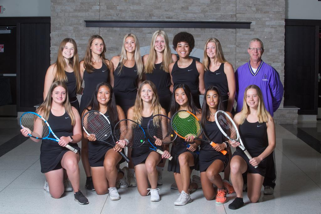 2021 Girls Varsity Tennis